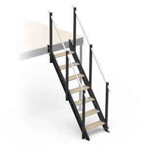 Solo escalera