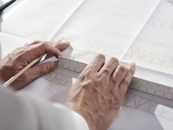 Diseño entreplantas